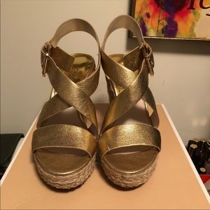 Michael Kors Giovanna Wedge Platform